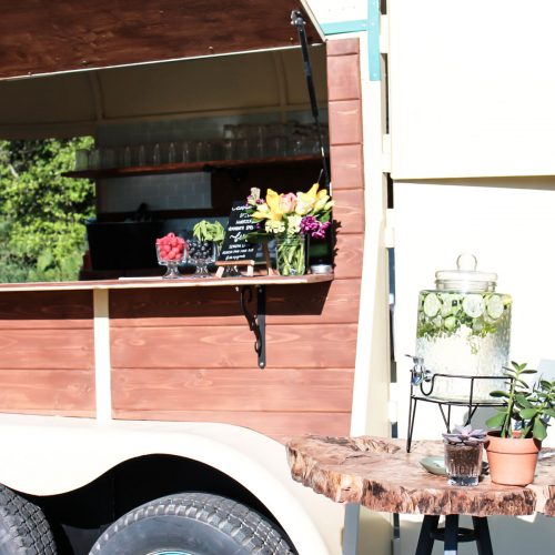 The Tipsy Mule Mobile Bar