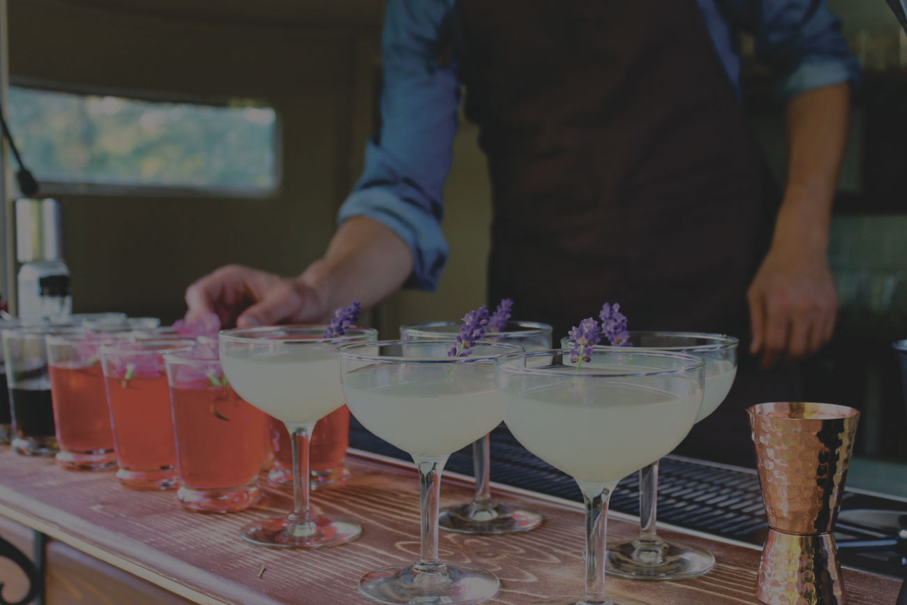 Craft Cocktail Catering from The Tipsy Mule Mobile Bar