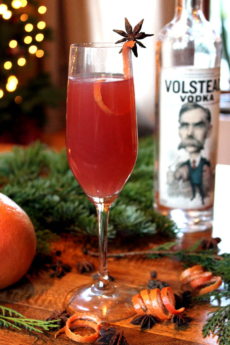 North Star – A Spritzer Recipe For Your Winter Event